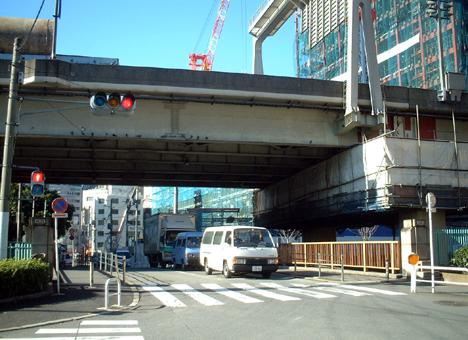 新川橋(日本橋川)